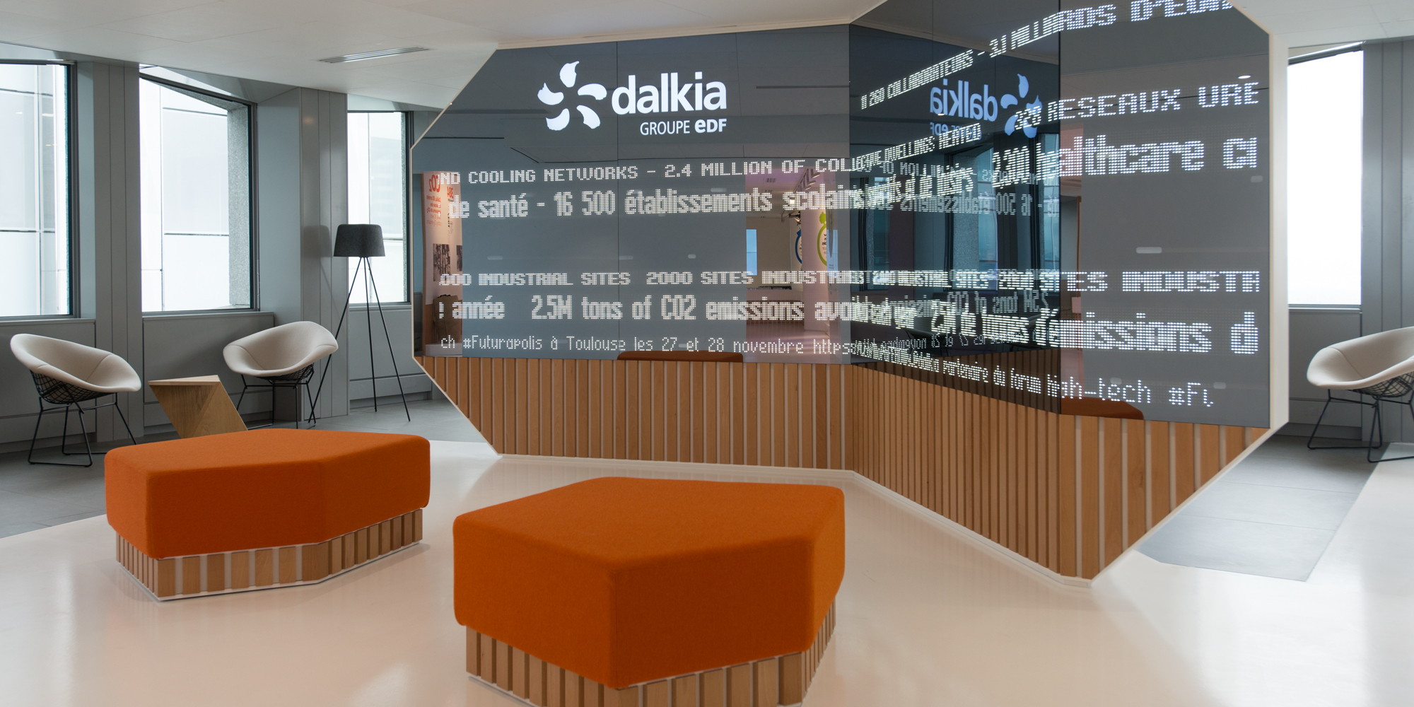 DALKIA SHOWROOM